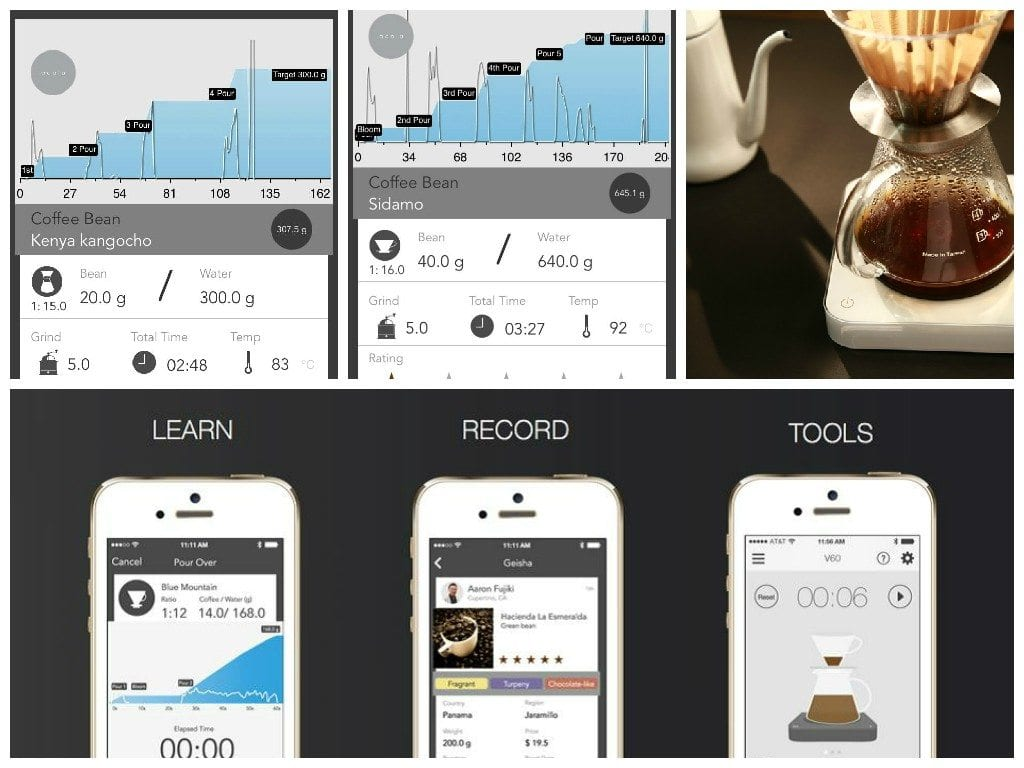 Barista Review Of Acaia Pearl Brewing Scale Lunar Coffee App