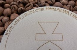 Kohi Labs Metal Fabric Filter – a Unique AeroPress Filter