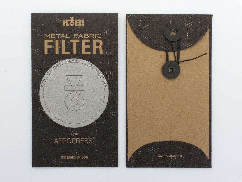 KoHi Metal filter