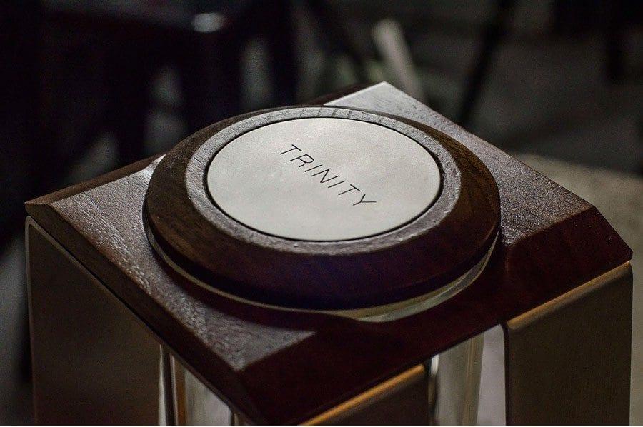 Trinity ONE – تجربهی دمکردنی چندمنظوره