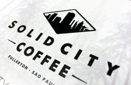 A Humanitarian Coffee Enterprise: Solid City Coffee