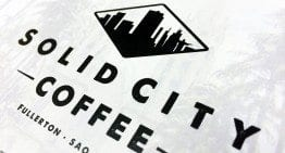 A Humanitarian Coffee Enterprise: Solid City Coffee