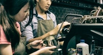 To Be (a Barista) or Not to Be? That Is the Question