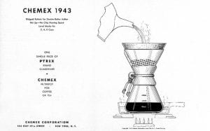 the history of the chemex