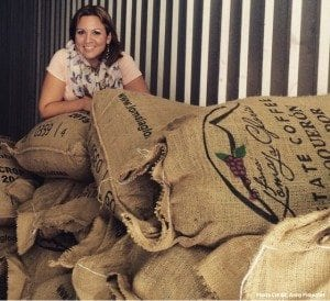 coffee beans export