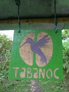 "Tabanoc means ""seed of love"""