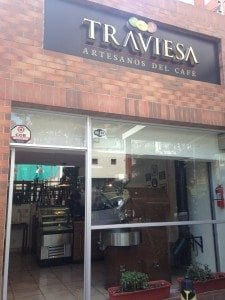 Traviesa cafe