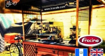 ICO Café – Self-Sustaining Solar-Powered Coffee Cart Pioneers
