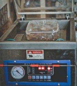 Standard vacuum chamber machine
