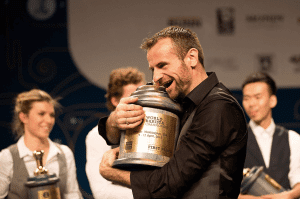 World Barista Championship winner