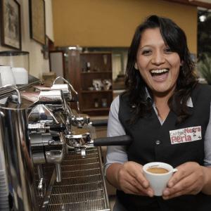Espresso in Perla Negra