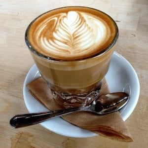 The Cortado - A more coffee-centric cousin of the Latte -