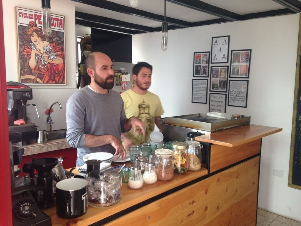 Specialty Coffee Baristas in South America