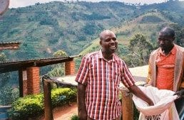 Dukunde Kawa Cooperative, Rwanda: Enabling 1400+ Farmers to Double Their Income