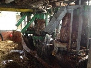 Wet mill in Quindio
