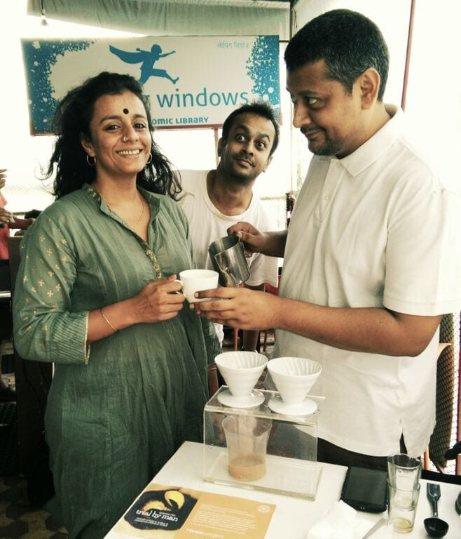 Chai to go in india