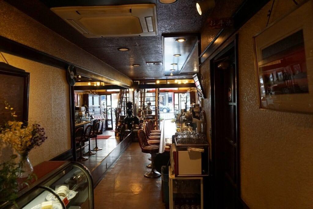Impulse Coffee in Kyoto