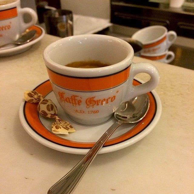 espresso in Italy