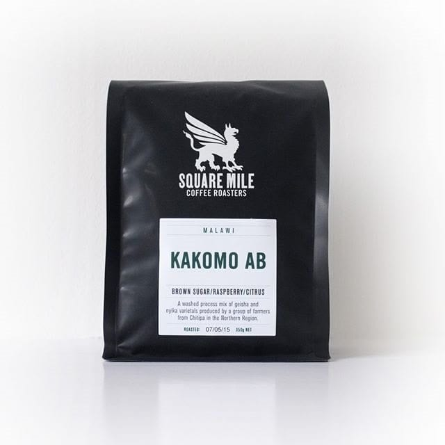 Square Mile Coffee Roasters Kakomo AB