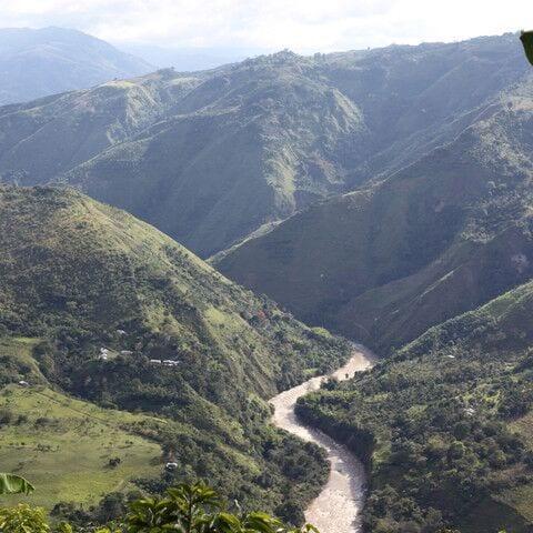 Pitalito in Colombia
