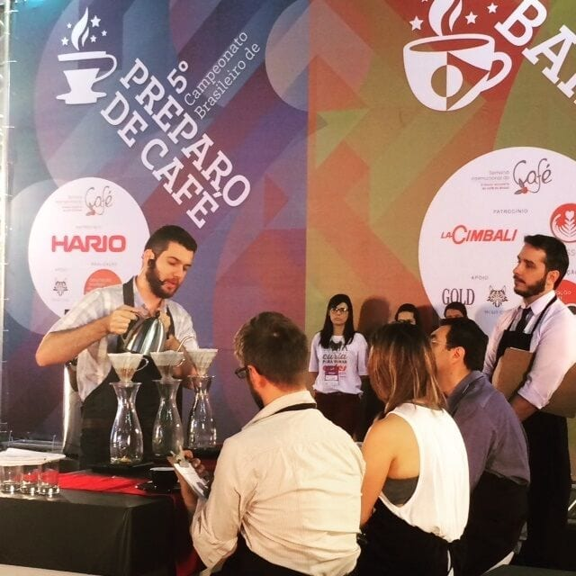 Brazil Brewers Cup 2015