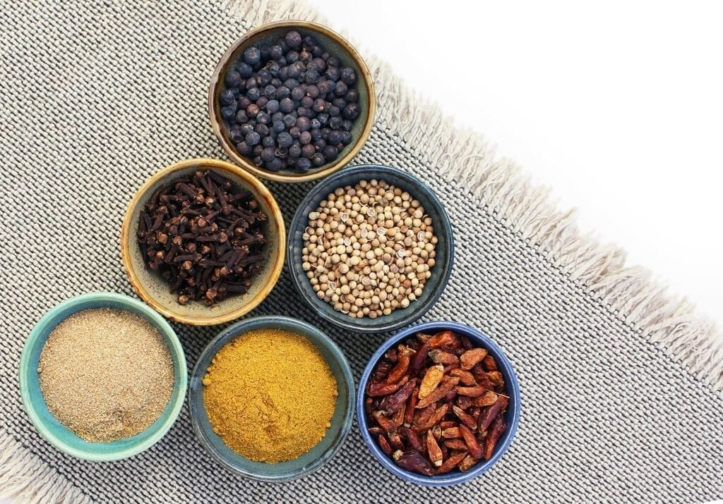 Real spices