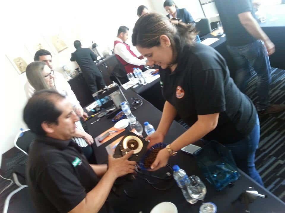 SCAE Barista Skills Certificatio