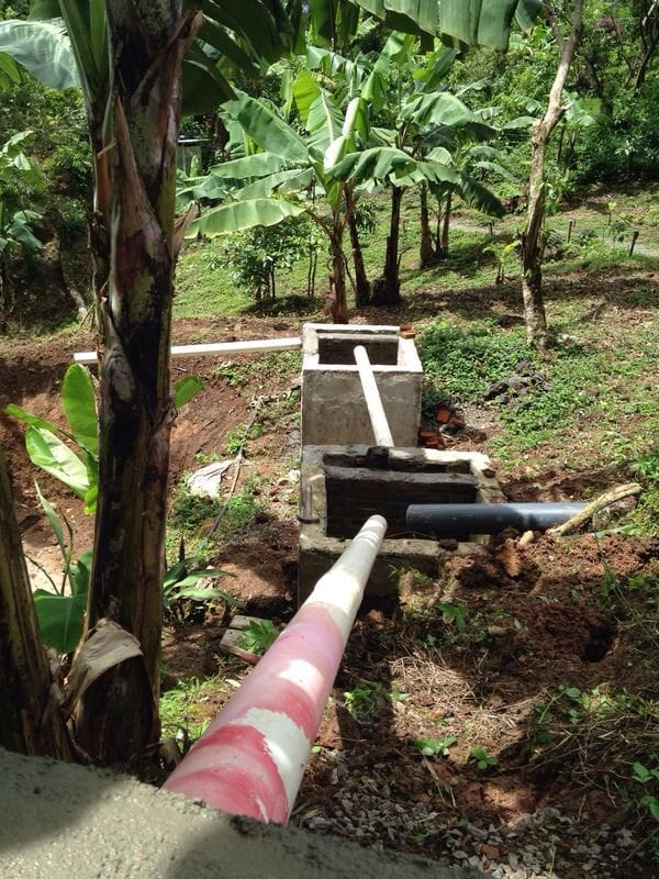 coffee farm water filter filtration system