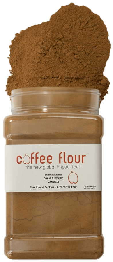 coffee flour jar