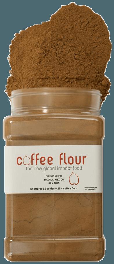 coffee flour jar