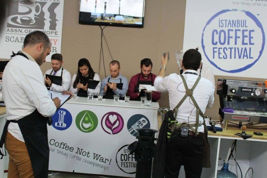 istanbul coffee festival