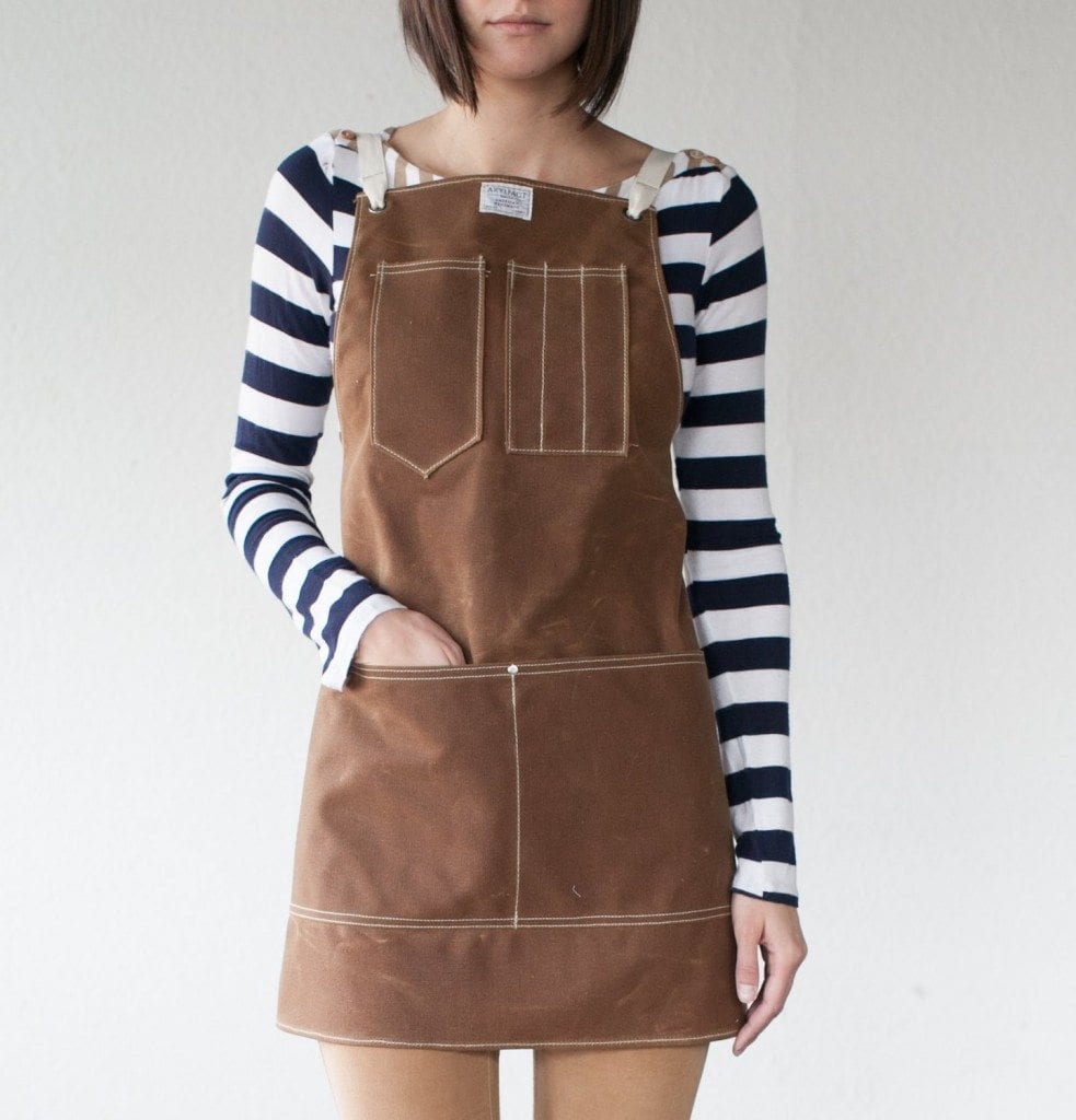 Artifact Bag Co. Canvas Apron barista