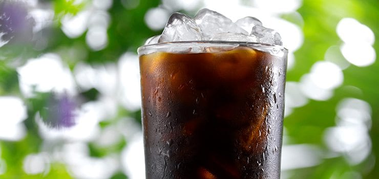 iced long black