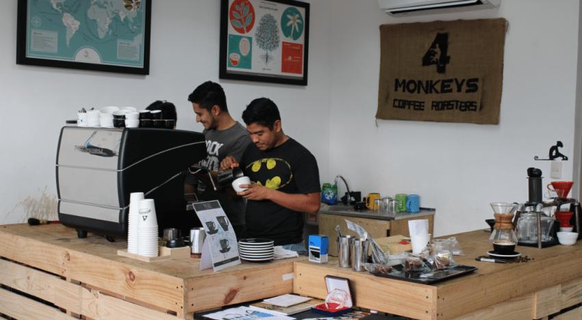 WBC Alejandro Méndez: Cómo Promover el Café de Especialidad en El Salvador