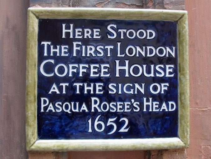 First London Coffee House