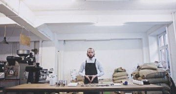 Patrik Karlsson: 5 Reasons to Compete in a Barista Competition