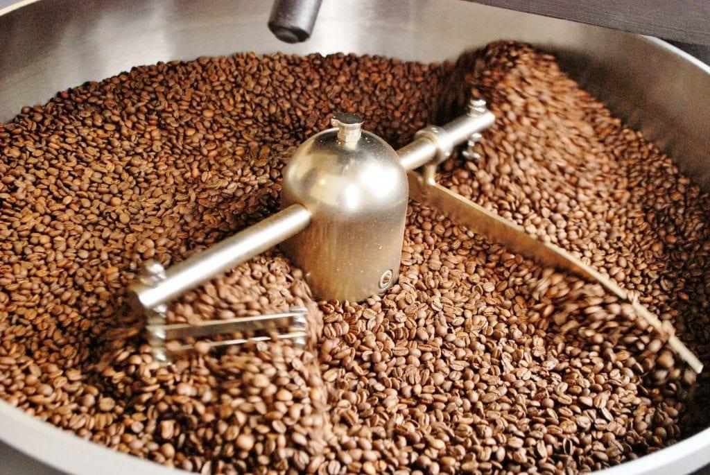 Coffee roaster business plan
