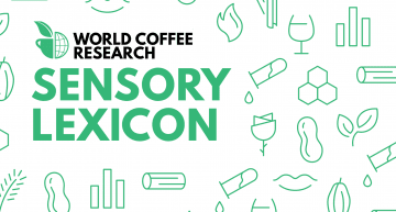 The World Coffee Research Sensory Lexicon: It's New, But Is It Finished?