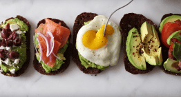 Video: 5 Smashed Avocado Toast Recipes in 80 Seconds