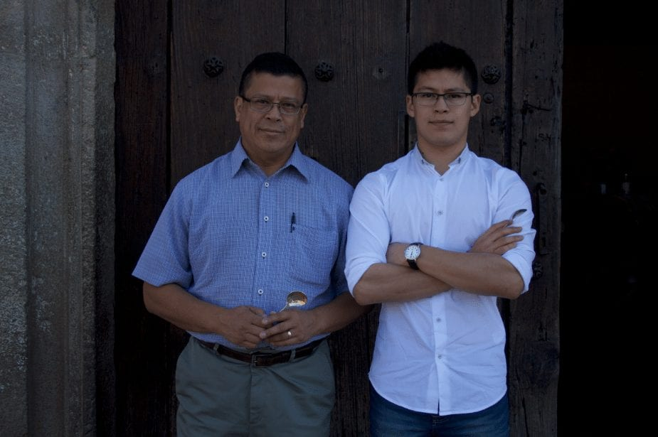 Jorge De Leon and Jorge De Leon Jr.