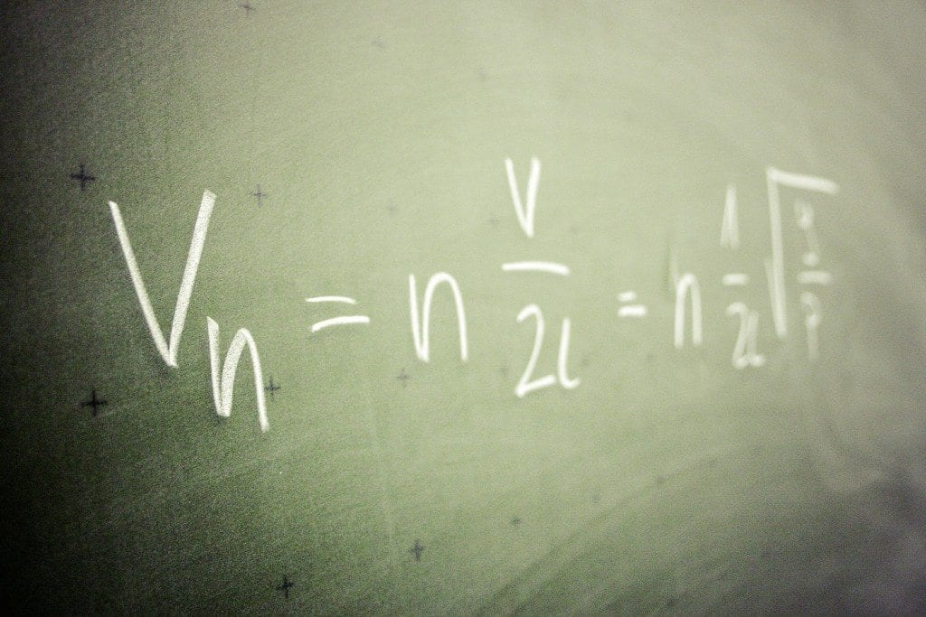 follow a formula