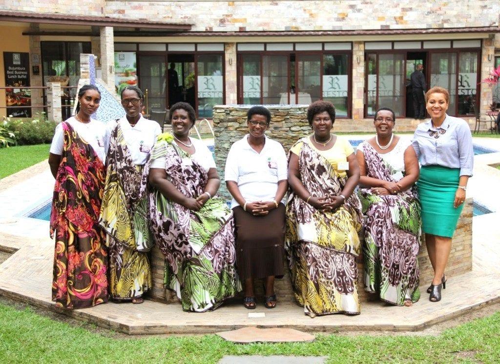 IWCA Burundi Team
