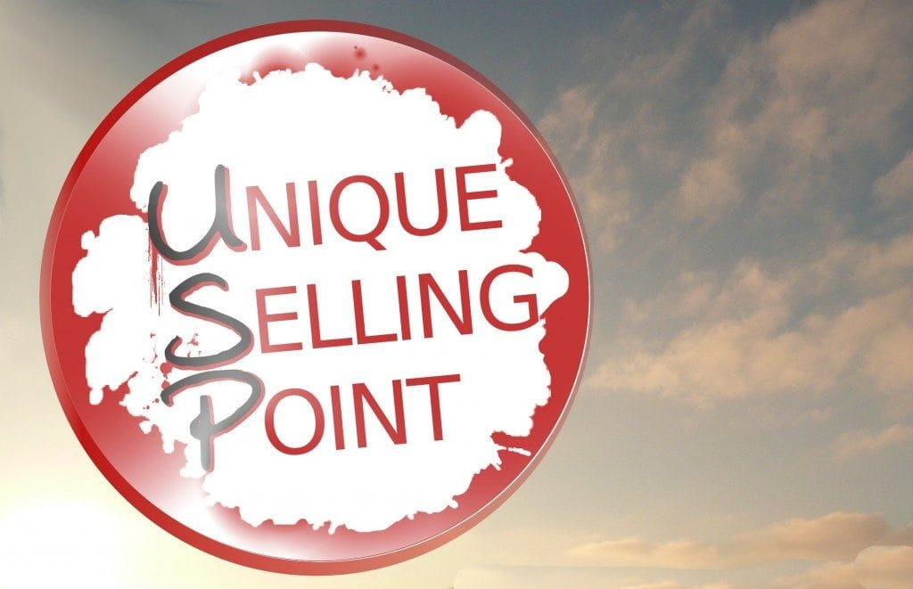 Unique Selling Point badge