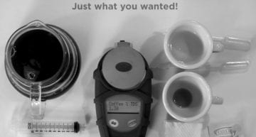 Video Guide: How to Use a Coffee Refractometer #TDS