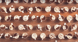 Video: How to Create a Stop Motion Animation using 1000 Lattes #LatteArt