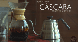Cascara: How to Brew Coffee Cherry Tea in 2 VIDEOS
