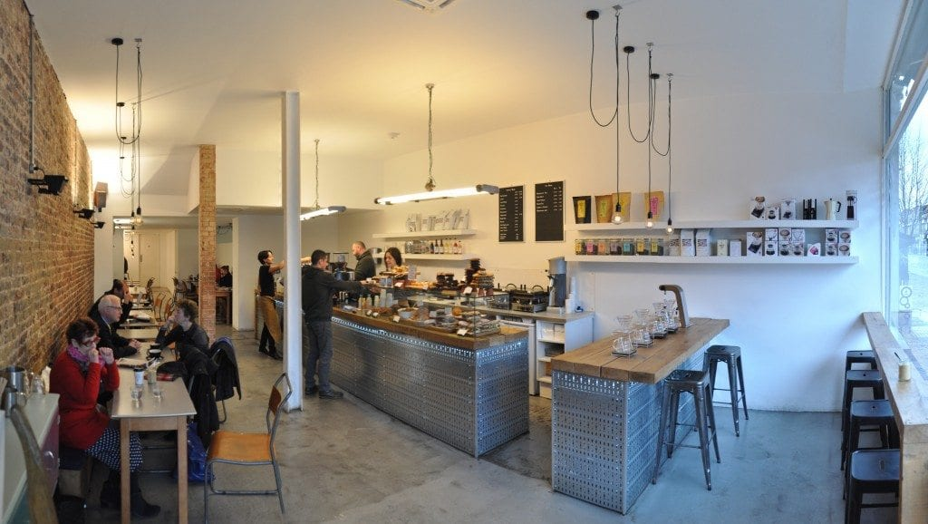 The Electric Coffee Co, London