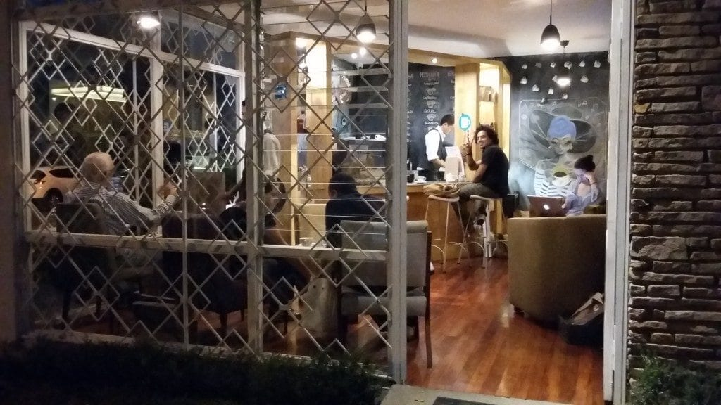 Cafeoteca coffee shop