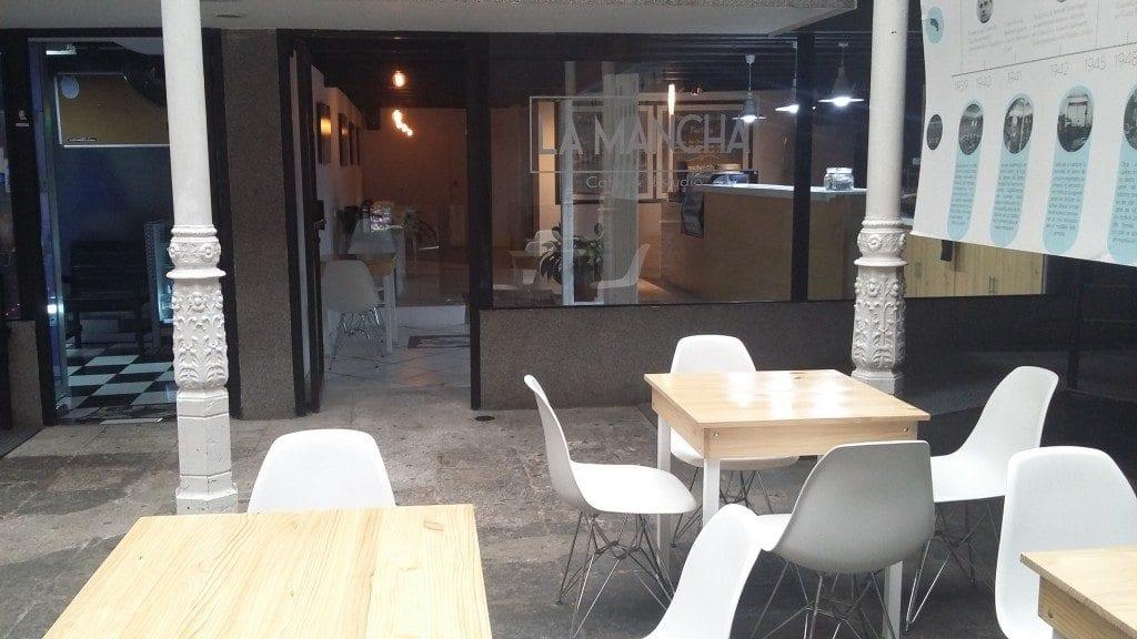 La Mancha café and studio