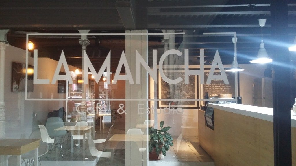 La Mancha café and studio
